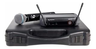 Microfono Inalambrico American Pro Wmx 310 Simple De Mano