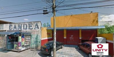Salão Comercial Para Locação, Jardim Presidente Dutra, Guarulhos. - Sl0035