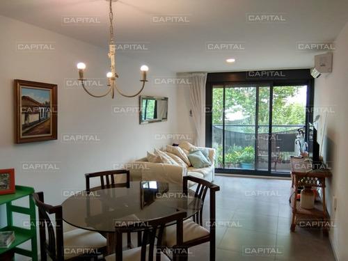Apartamento De Dos Dormitorios En Cordón - Venta-ref:28993