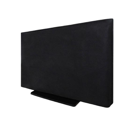 Capa Em Tnt (grosso E Resistente) Para Tv Led 55