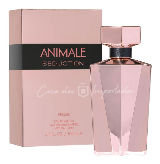 Animale Seduction Eau De Parfum 100ml Feminino + Amostra