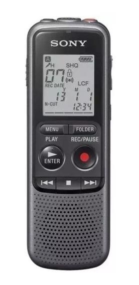 Gravador Digital Voz Sony Px240 4gb Memoria 100% Original