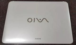 Sony Vaio - Core I3 - 4gb Ram - 750gb Hdd - Blanca