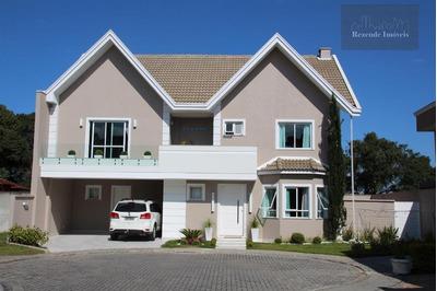 Excelente Residência Em Condomínio Fechado 4 Dormitório (2 Suítes) 2 Vagas - Ca0237