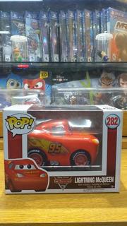 Muñeco Funko Pop Coleccion Rayo Mcqueen Cars