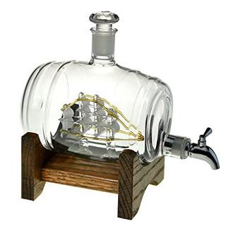 Dispensador De 1000ml Para Alcohol Vodka, Bourbon, Ron