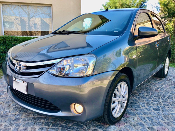 Toyota Etios Xls 1.5 5 Puertas - Año 2014 - 56.000 Kms