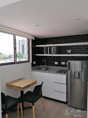 Apartamento Amueblado En Zona 10 - Paa-013-10-16-62