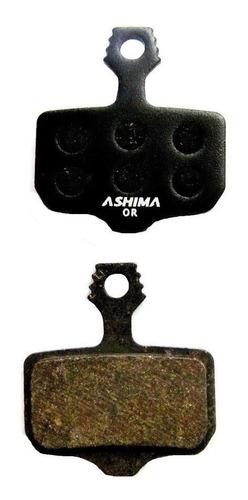 Imagen 1 de 2 de Pastilla De Freno Ashima Organica Avid Elixir R Cr Bicicleta