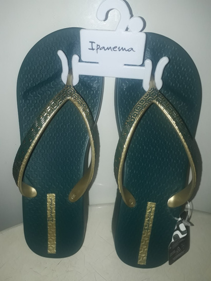 Ojotas Ipanemas, Made In Brasil