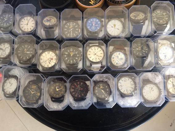 Relógio Com Caixa Compre Já
