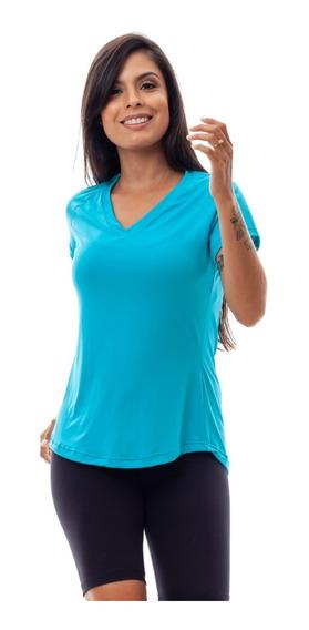 Kit 10 Blusas Dry Fit 100% Poliamida Corrida Fitness