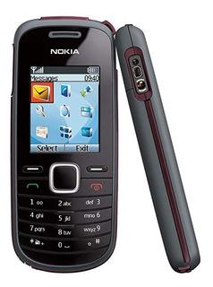 Celular Nokia 1661 Lanternaradio Carinhaagenda Origina Usado