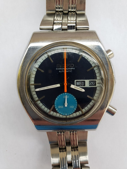 Seiko 6139-8020 Cronógrafo Automático