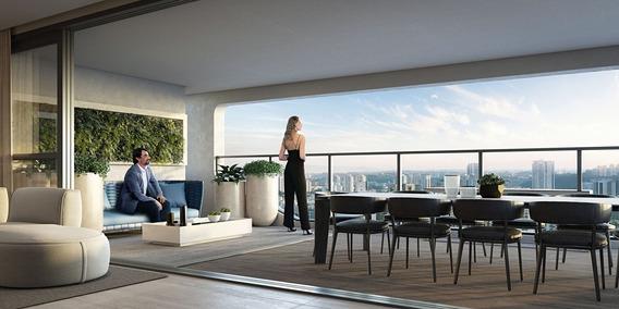 Ez Parque Da Cidade - 227m² - 4 Dorms, 4 Vagas. Alto Padrão