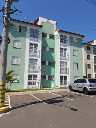 Imagem 1 de 28 de Apartamento Com 2 Dormitórios À Venda, 50 M² Por R$ 160.000,00 - Jardim Morumbi - Indaiatuba/sp - Ap0484