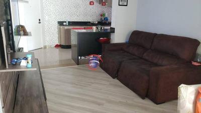 Apartamento Para Venda, Vila Pires Em Santo Andre. Ap4540 - Ap4540