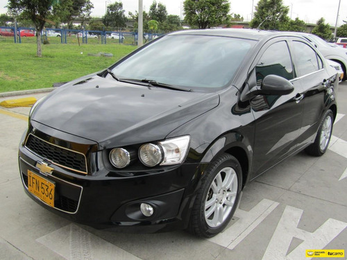Chevrolet Sonic Lt At 1.6 Full Equipo