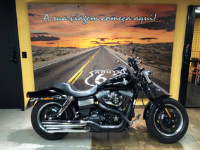 Harley Davidson Dyna Fat Bob 2013 Impecável