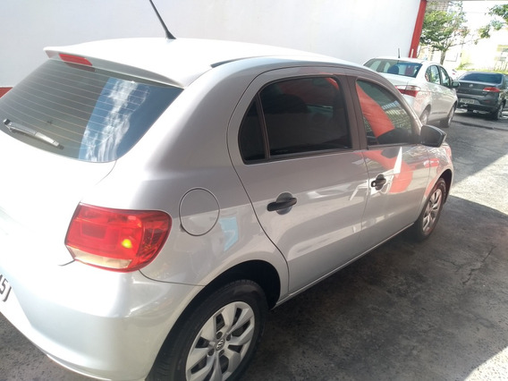 Volkswagen Gol 1.0 City Total Flex 5p 2015