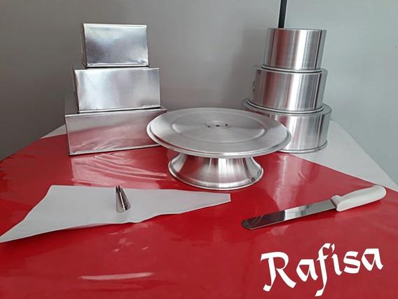 Kit.redondas+quadradasc/3pçs+bailarina+espátula+bico1m
