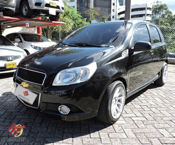Chevrolet Aveo Emotion Gt Mt 1.6 2012 Khs020