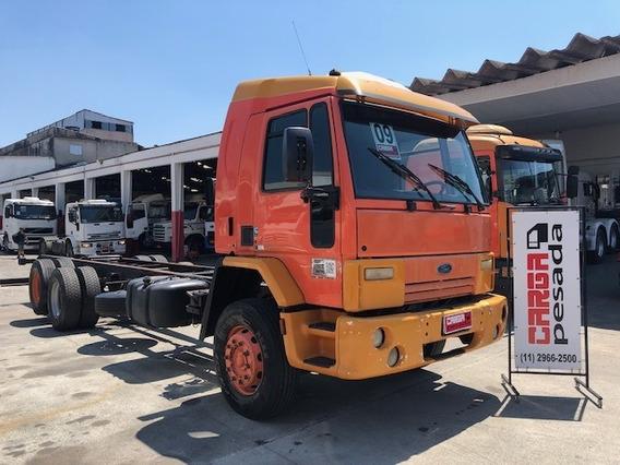 Ford Cargo 2428 6x2 Truck Trucado = Vw 24250 Mb 2425 Vm 260