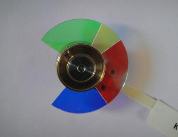 Disco De Cores Color Wheel Projetor Benq Ms510 Original