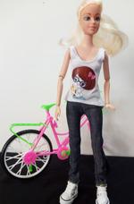 ec6e8dc9495 Kit De Roupinhas Sapatos Para Barbie - Bonecas e Acessórios em Rio ...