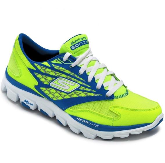 Zapatillas Skechers Go Run Ride Running Importadas Hombre