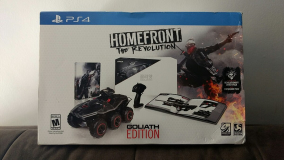Homefront The Revolution Ps4 Goliath Edition Lacrado