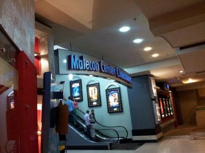 Alquilo/vendo Cine O Teatro En Malecon Center 2,700.58 Mts