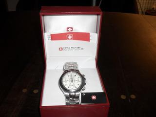 Reloj Swiss Military Hannova Arosa Cronometro/cronografo