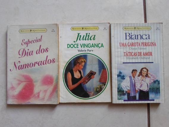 Esp. Dia Dos Namorados, Júlia E Bianca 3 Livros Por 14 Reais