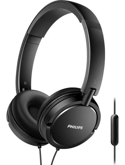 Fone De Ouvido Extra Bass Com Microfone Shl5005/00 Philips