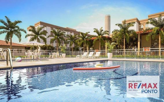 Apartamento Com 2 Dormitórios À Venda, 48 M² Por R$ 170.000,00 - Jardim Ipê Iv - Mogi Guaçu/sp - Ap0030