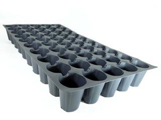 Semillero Termoformado De 50 Cavidades