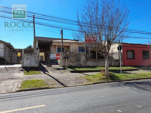 Imagem 1 de 8 de Terreno Residencial À Venda, Cidade Jardim, São José Dos Pinhais. - Te0025