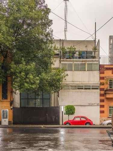 Edificio En Renta En San Miguel Chapultepec