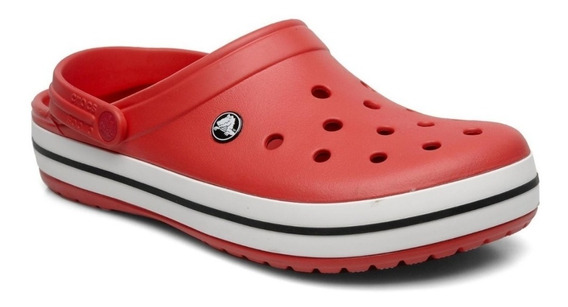 Crocs Crocband Unisex Adulto Red Original