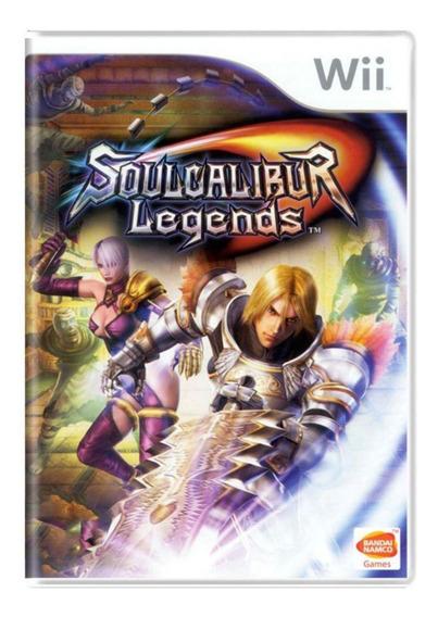 Soulcalibur Legends Original Oferta! Loja Campinas
