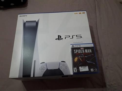 Ps5, Playstation 5 825gb Ultra Hd Blue Ray Gtia Sony Stock