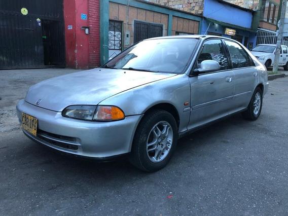 Honda Civic El Automatico Original