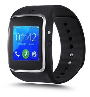 Smart Watch Relógio Celular Gsm E Bluetooth