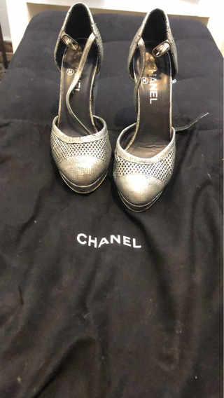 Originales Zapatillas Chanel