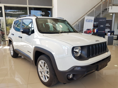 Jeep Renegade 1.8  Sport Mt5 2021 Entrega Inmediata
