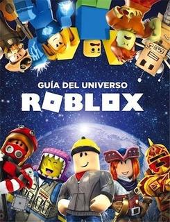 Libro Guía Del Universo Roblox - Roblox