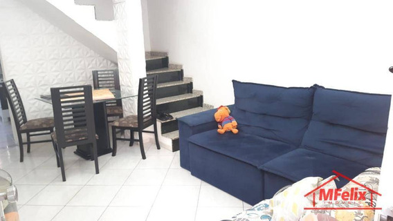Sobrado Com 2 Dormitórios À Venda, 100 M² Por R$ 308.000,00 - Jardim Adriana - Guarulhos/sp - So0132