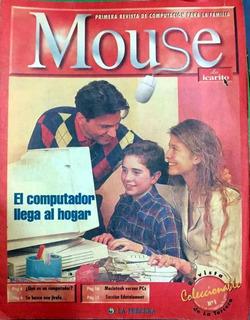 Revista Mouse De Icarito Del Diario La Tercera Ojo Compro