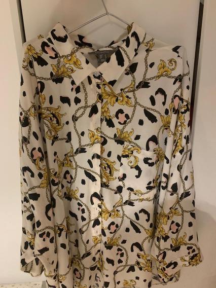 Camisa Manga Murcielago Mujer